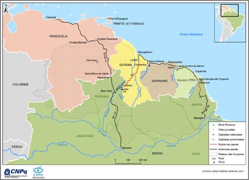 Carte Amerique Du Sud Pays Et Capitales Pdf.Quelle Integration De L Amerique Du Sud Geographie Et Geopolitique
