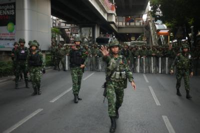 Thaïlande : en avant toute, vers le passé