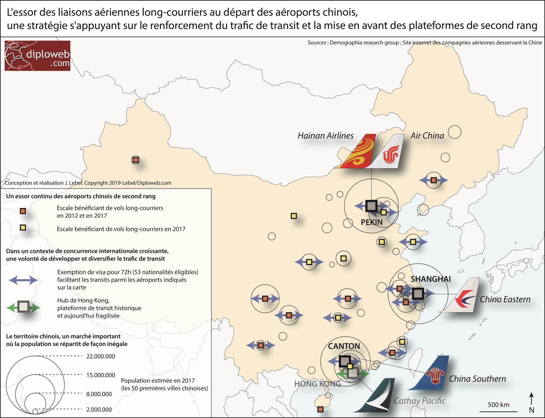 Carte Transport Chine.Geopolitique Les Ambitions De La Chine En Matiere De