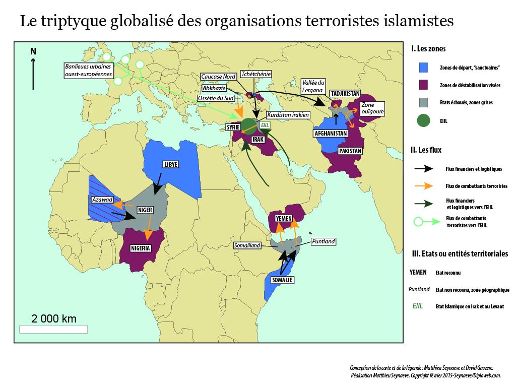Groupe de réseaux islamiques