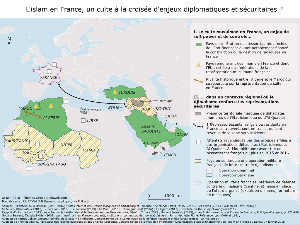 islam in france The muslim population of france was approximately 65 million in 2016, or around 10% of the overall population of 66 million in real terms, france has the largest muslim population in the .