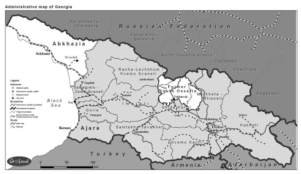 Eumm Georgia The European Union Monitoring Mission