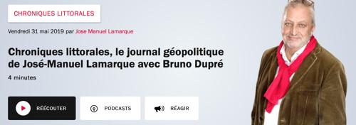 Entretien avec Bruno Dupré. Quel chemin pour l'Europe ?...