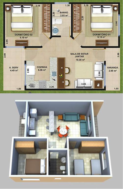 Br sil le programme de logement social de lula bombe for Programme plan maison