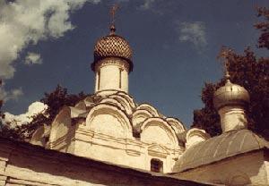 Russie, église orthodoxe. Crédits : P. Verluise