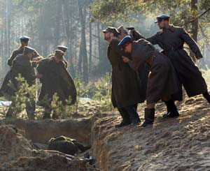 Le film « Katyn » de Wajda distribué en France