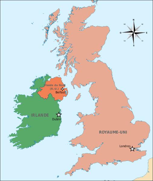 Après le Brexit, quel avenir pour l'Irlande du Nord ?