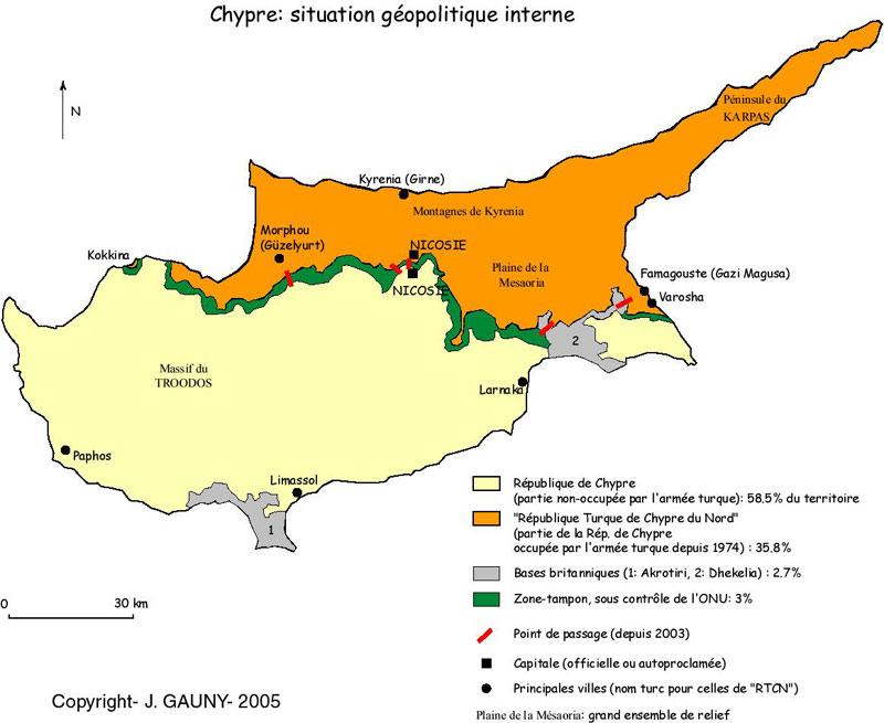 Geopolitique de l'Union europeenne. L'echec du plan Annan pour ...